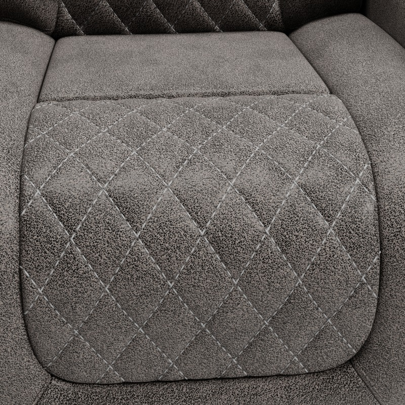 HyllMont Power Reclining Loveseat with Console