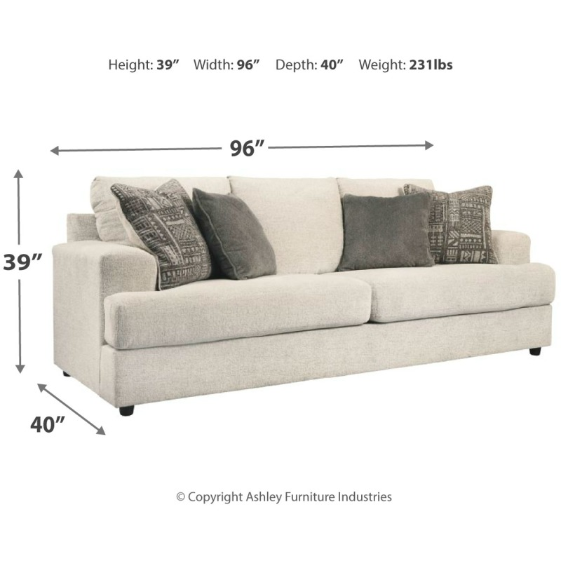 Terrific Soletren Queen Sofa Sleeper By Signature Design By Ashley Gmtry Best Dining Table And Chair Ideas Images Gmtryco