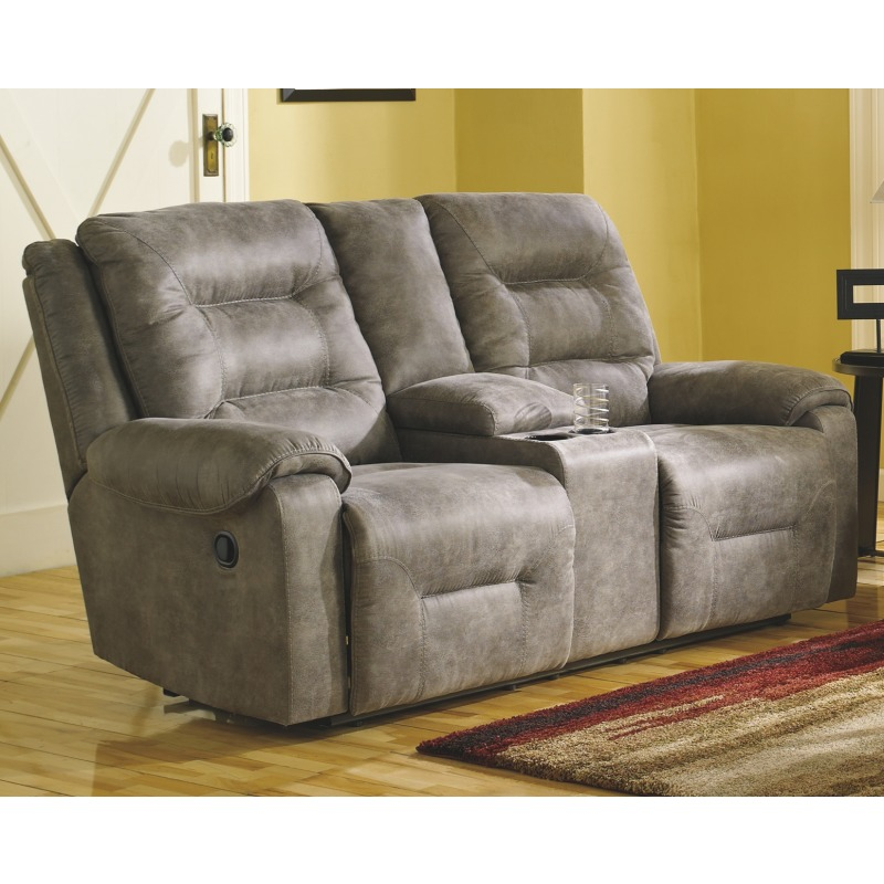 Remarkable Rotation Reclining Loveseat With Console Onthecornerstone Fun Painted Chair Ideas Images Onthecornerstoneorg