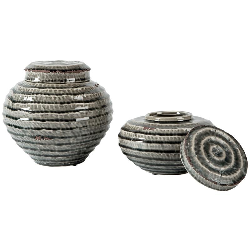 Devonee Jar (Set of 2)
