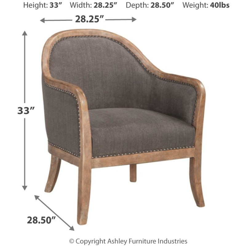 Engineer Accent Chair