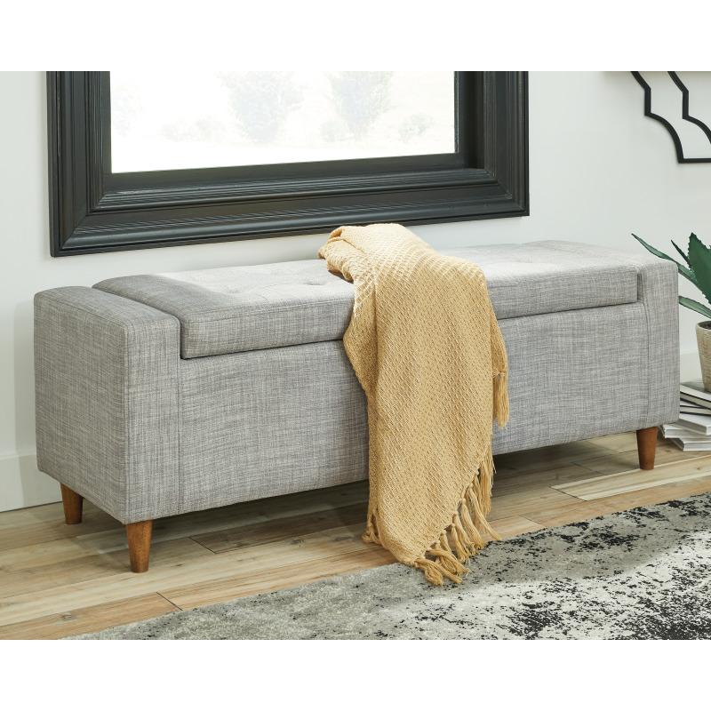 Winler Upholstered Accent Bench