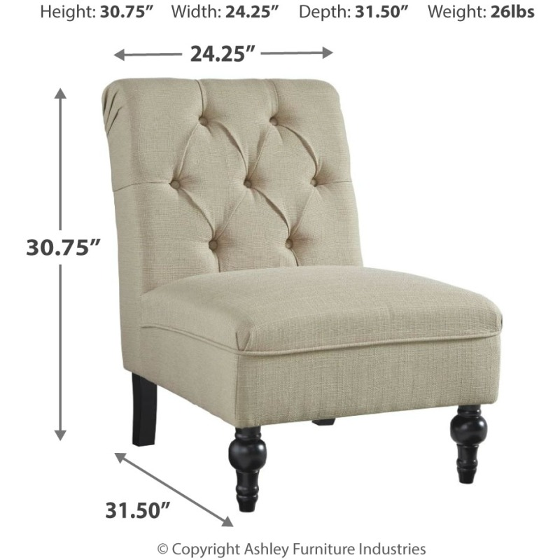 Degas Accent Chair