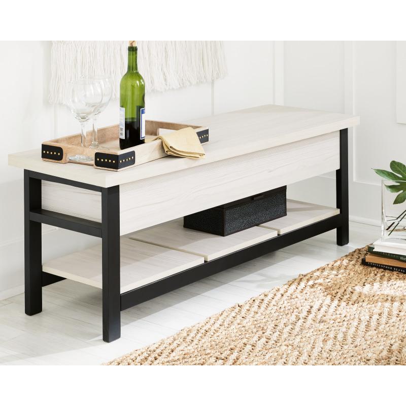 Rhyson Storage Bench