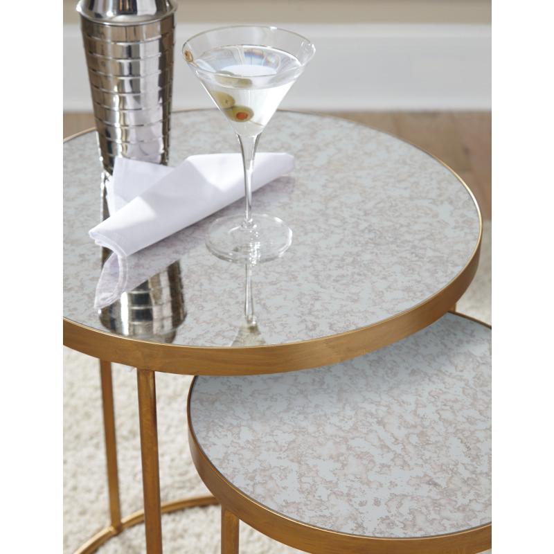 Majaci Accent Table (Set of 2)