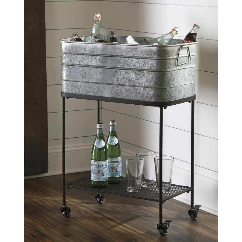 Vossman Beverage Tub