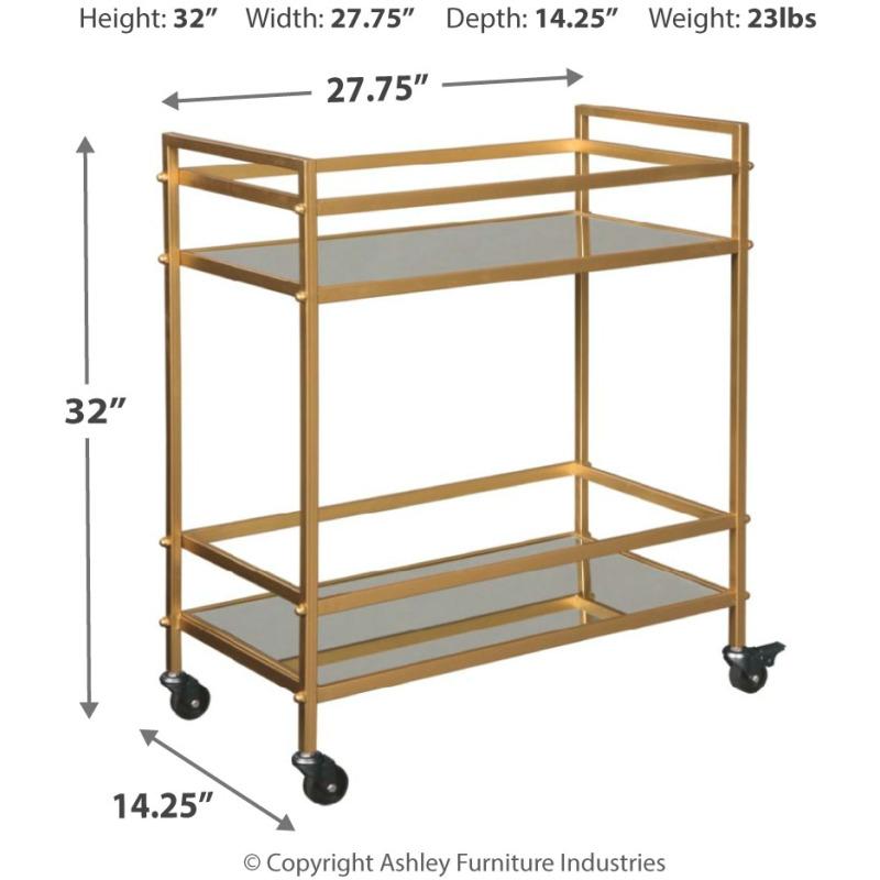 Kailman Bar Cart