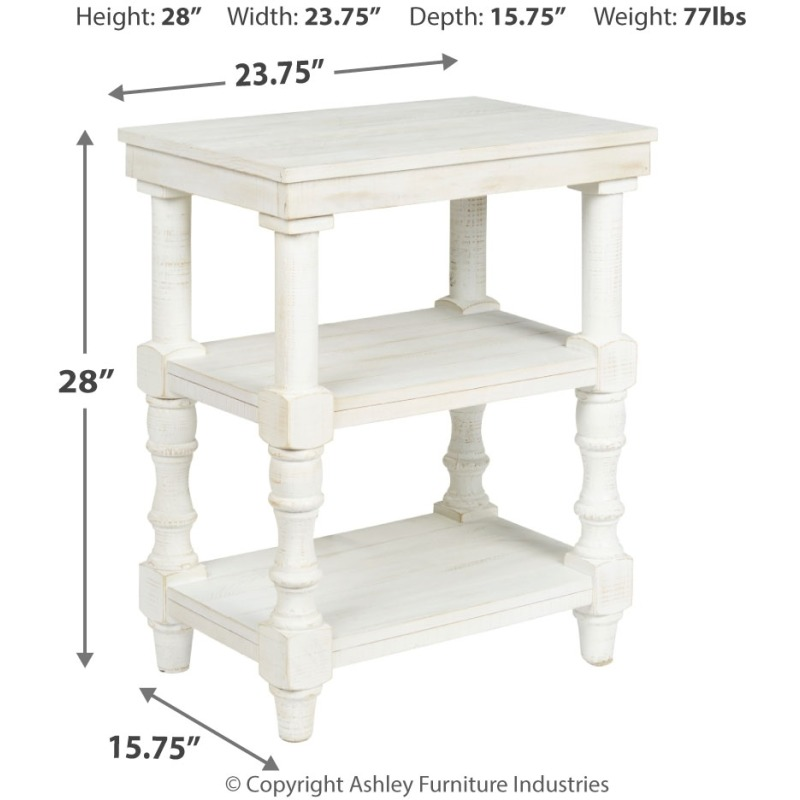 Dannerville Accent Table