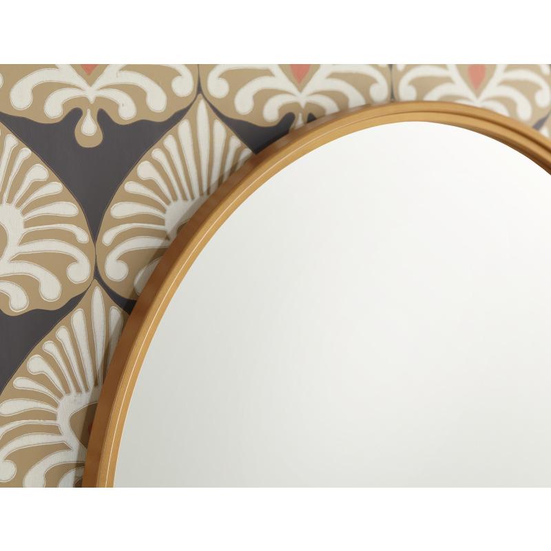 Brocky Accent Mirror