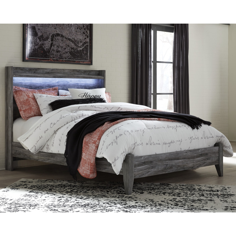Baystorm Queen Panel Bed