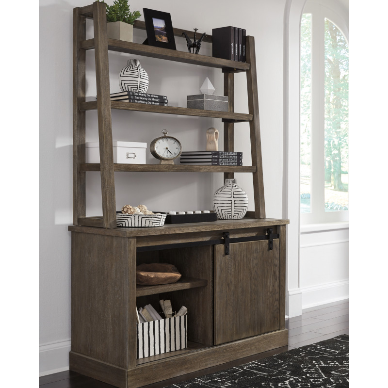 Luxenford 2-Piece Home Office Credenza with Hutch - H741H1 ... on home garden trees, home health, home sofa sleepers, home countertops, home appliances, home design, home mirrors, home funeral services, home decor, home furnishings, home kitchen, home art collection, home cell phones, home garden ideas, home roof systems, home bed, home walls, home upholstery fabric, home windows,