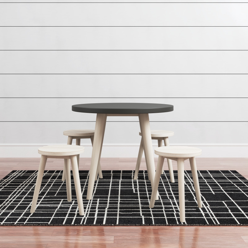 Blariden Table and Chairs (Set of 5)