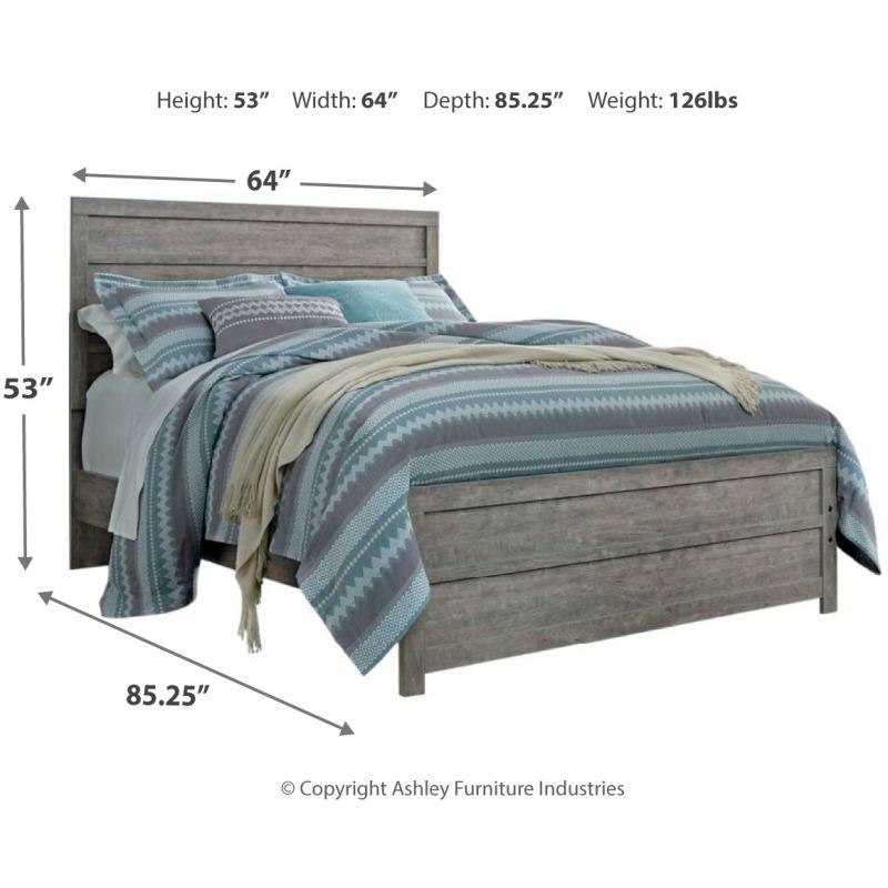 Culverbach Queen Panel Bed