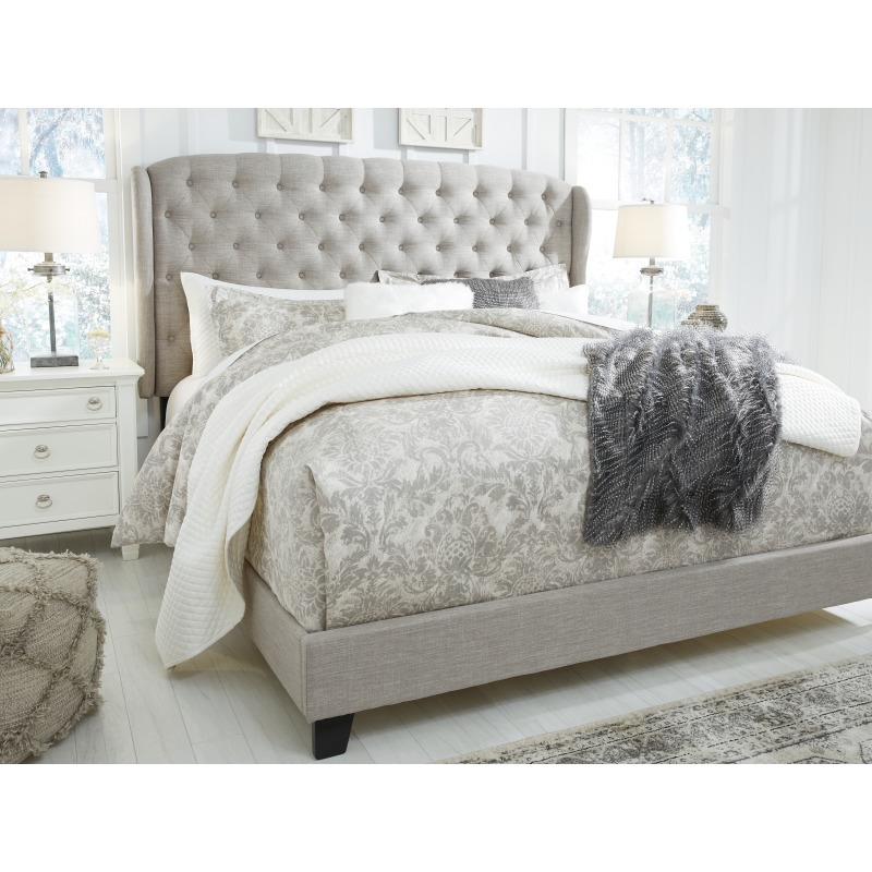 Jerary Queen Upholstered Bed