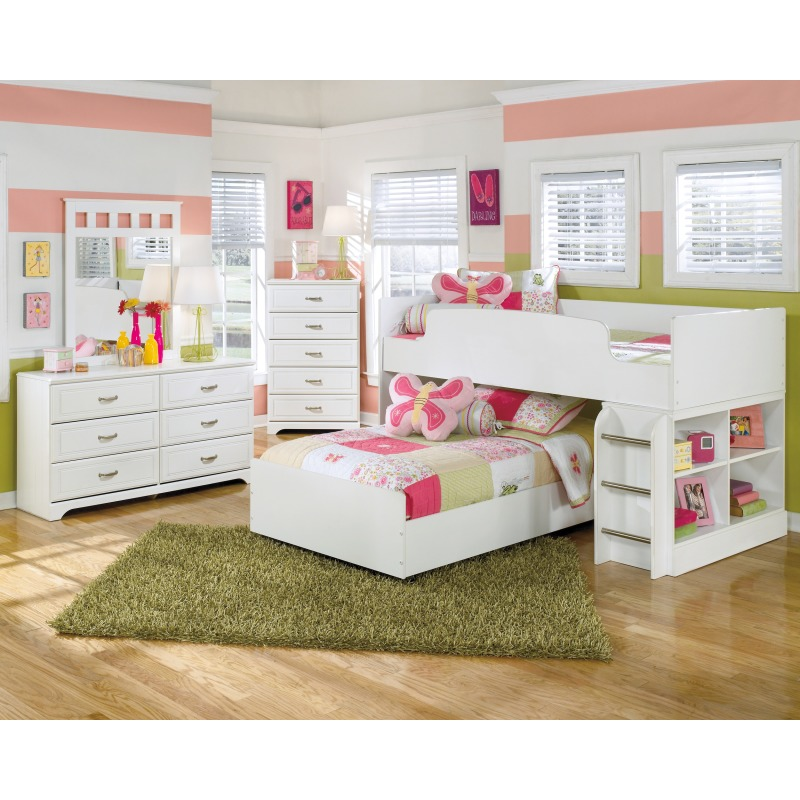 Lulu Chest of Drawers
