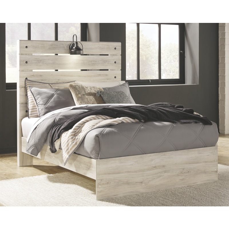 Cambeck Full Panel Bed
