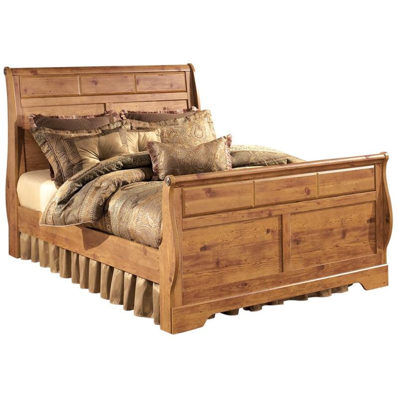 Bittersweet Queen Sleigh Bed