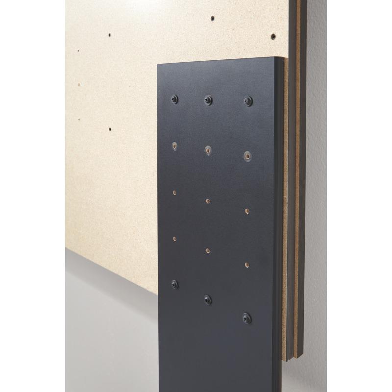Harlinton Queen/Full Panel Headboard