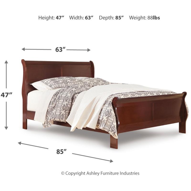 Alisdair California King Sleigh Bed