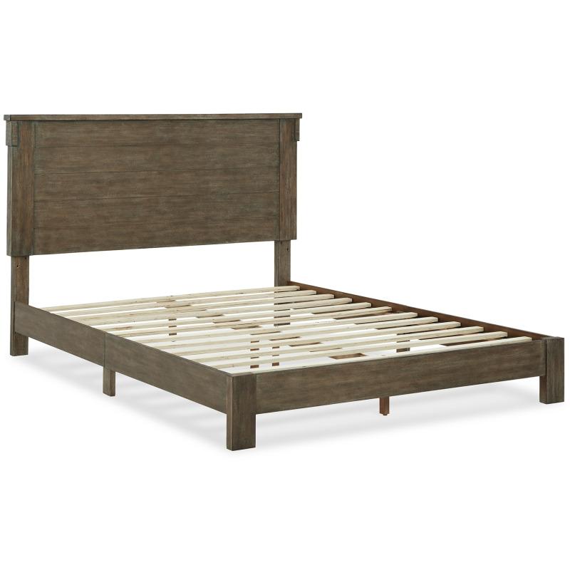 Shamryn Queen Panel Bed