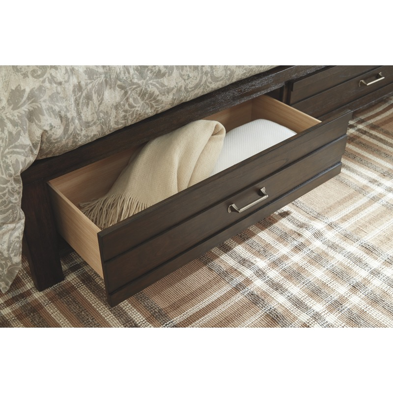 Excellent Darby Queen Storage Bed Creativecarmelina Interior Chair Design Creativecarmelinacom