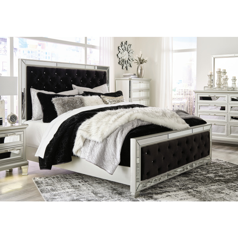 Lindenfield California King Upholstered Bed