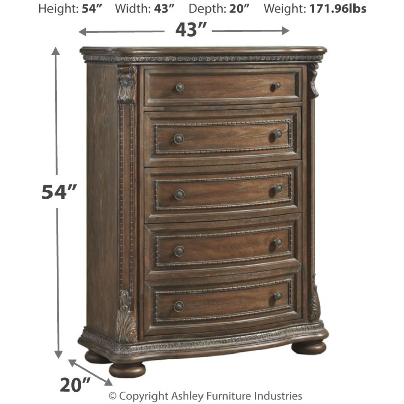 Charmond Chest of Drawers