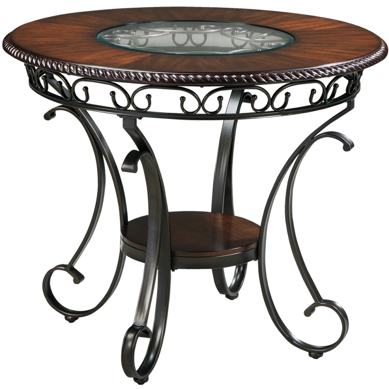 Glambrey Counter Height Dining Room Table