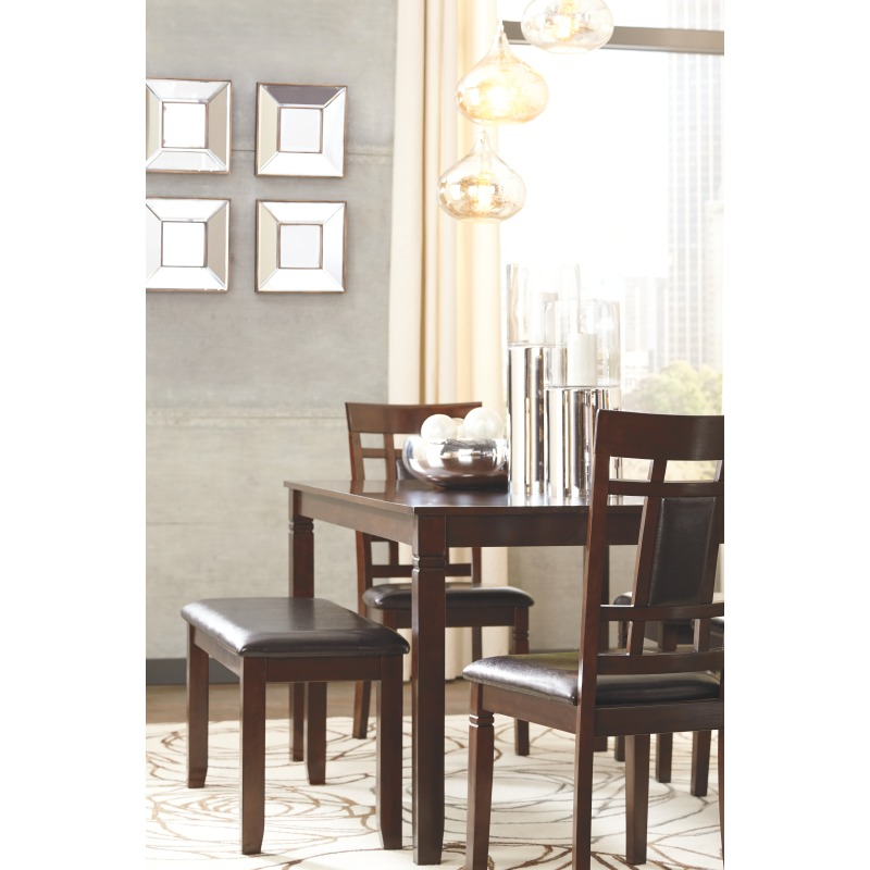 Bennox Dining Room Table And Chairs With Bench Set Of 6 By