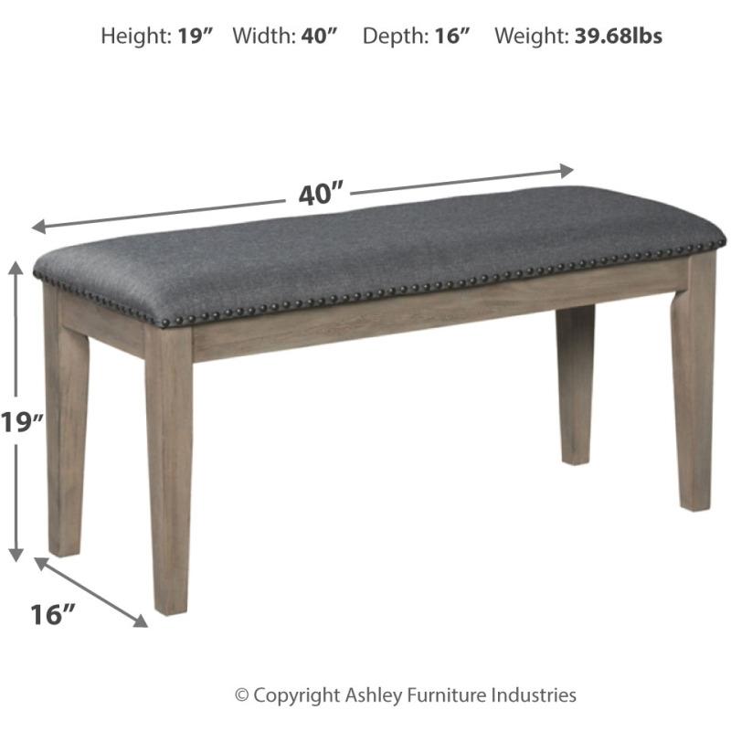 Aldwin Dining Room Bench