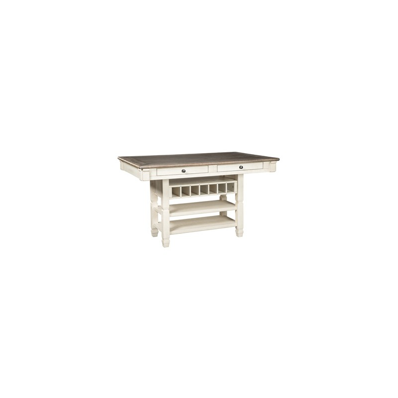 Bolanburg Counter Height Dining Room Table