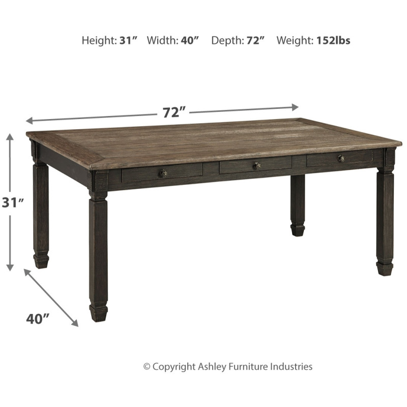 Tyler Creek Dining Room Table