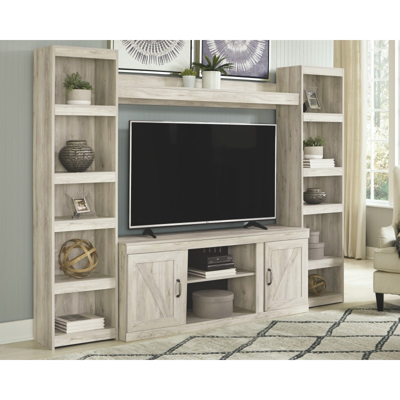 Bellaby 4-Piece Entertainment Center