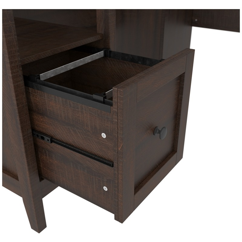 Camiburg 2-Piece Home Office Desk