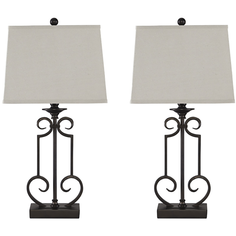 Ainslie Table Lamp (Set of 2)
