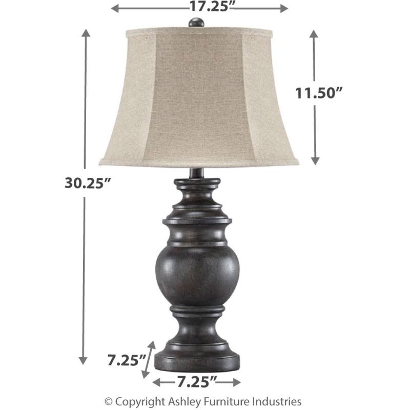 Leonadra Table Lamp (Set of 2)
