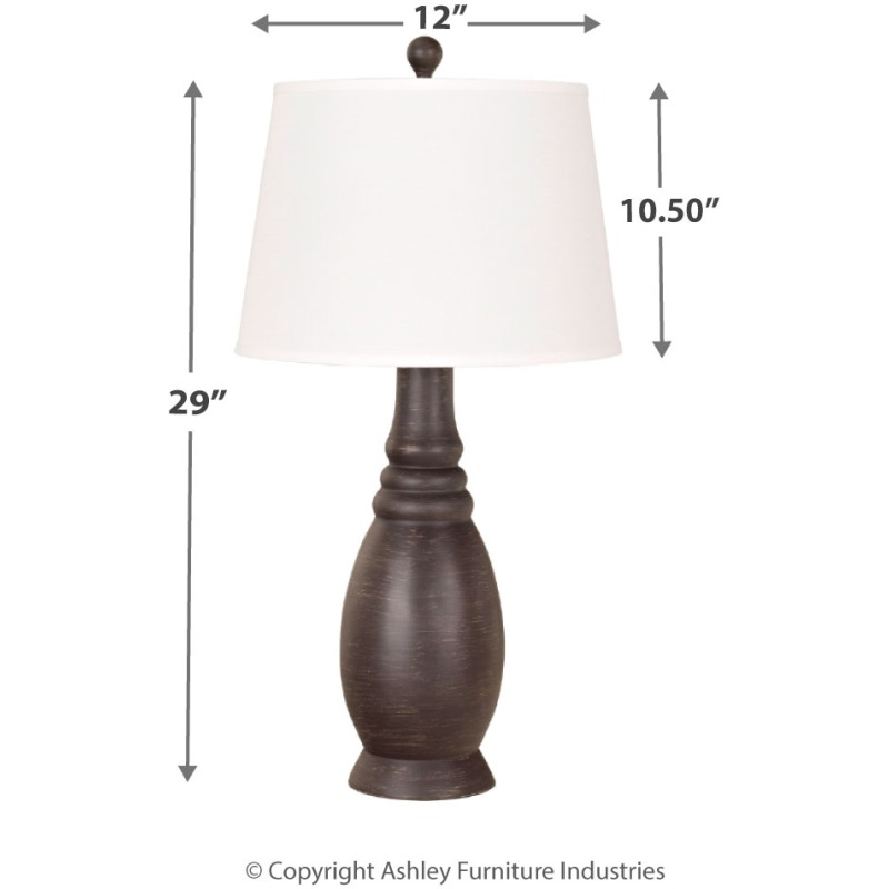 Sydna Table Lamp (Set of 2)