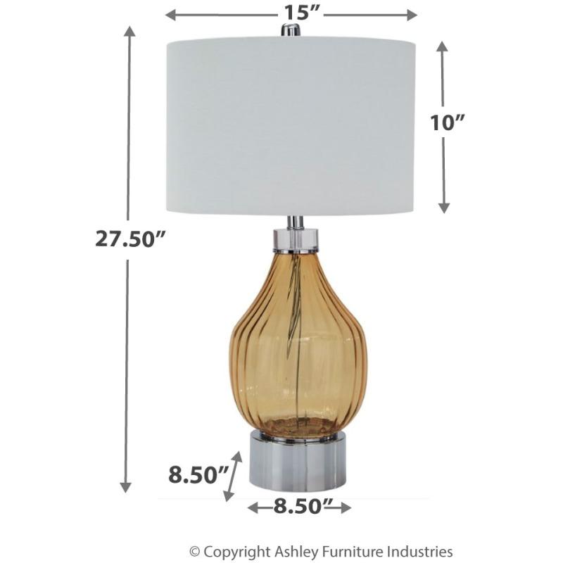 Martirio Table Lamp