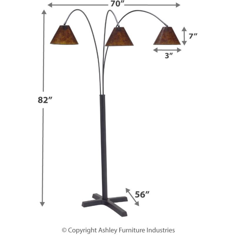 Sharde Floor Lamp