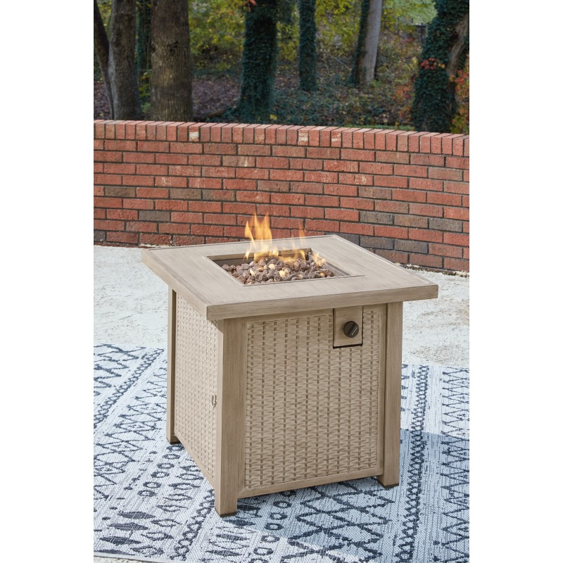 Lyle Fire Pit Table