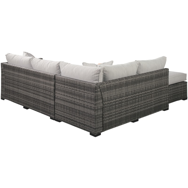 Cherry Point 4-piece Outdoor Sectional Set