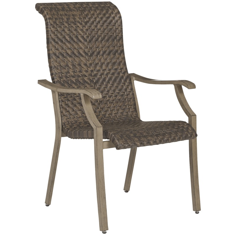 Windon Barn Arm Chair (Set of 4)