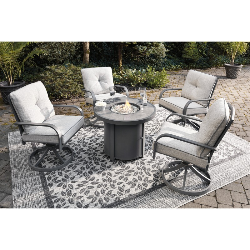 Donnalee Bay Fire Pit Table