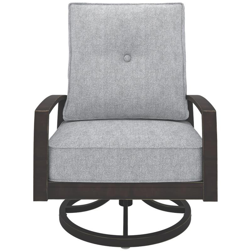 Castle Island Swivel Lounge Chair