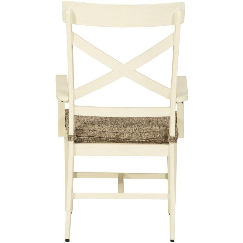 Preston Bay Arm Chair with Cushion (Set of 2)
