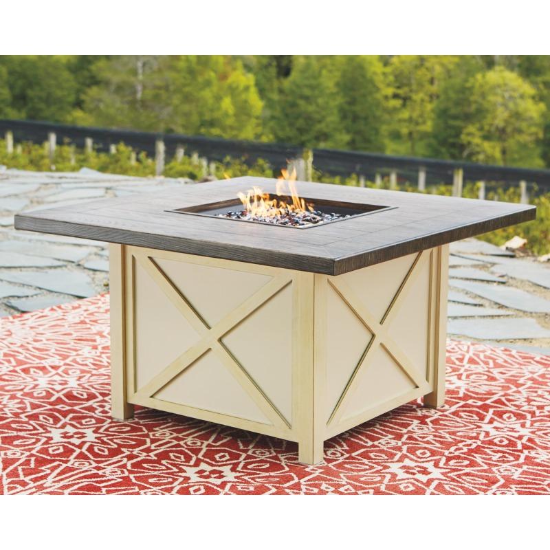 Preston Bay Fire Pit Table