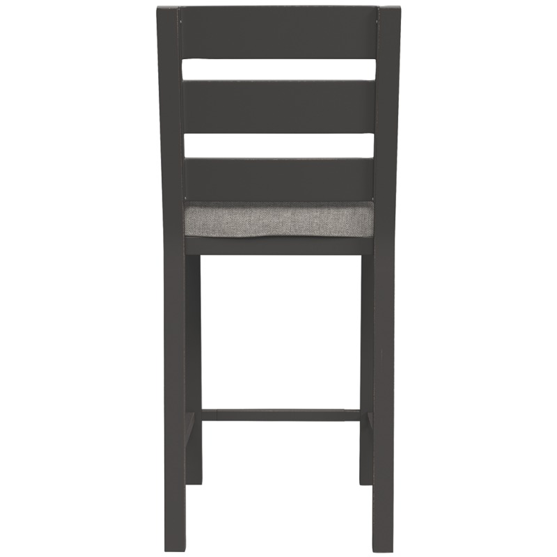 Perrymount Bar Stool with Cushion (Set of 2)