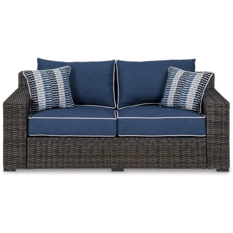 Grasson Lane Loveseat with Cushion