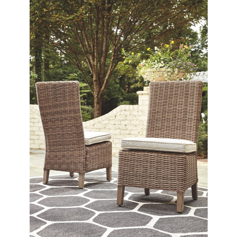 Beachcroft Side Chair with Cushion (Set of 2)