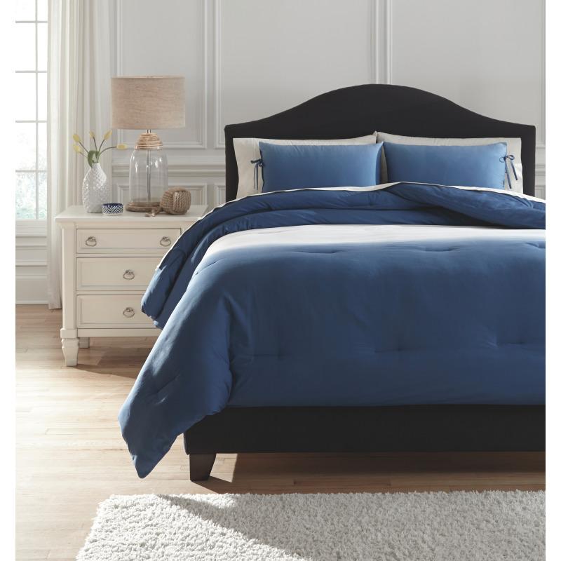 Aracely 3-Piece King Comforter Set